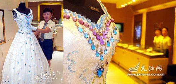 vestidos de novia 9999 quilates