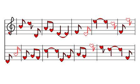 canciones-para-bodas-pentagrama