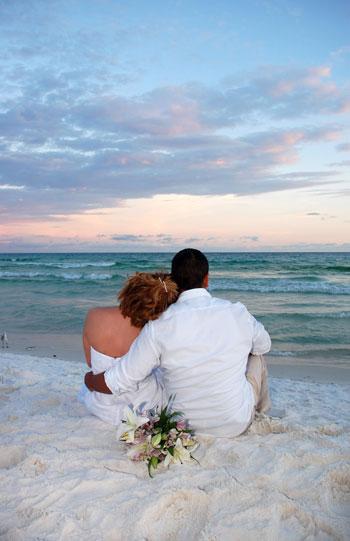 como organizar una boda de playa