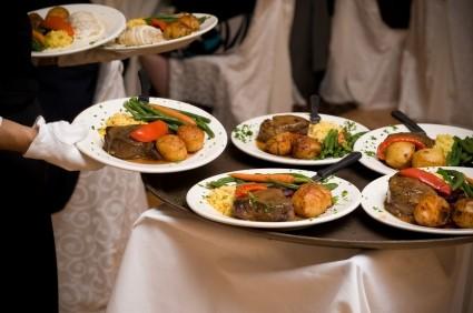 Menús para bodas