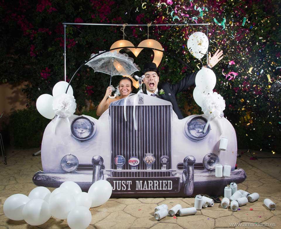 Consideraciones para elegir un photocall para bodas - Ideas super originales para bodas ...