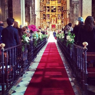 boda sevilla gonzalo y rocio